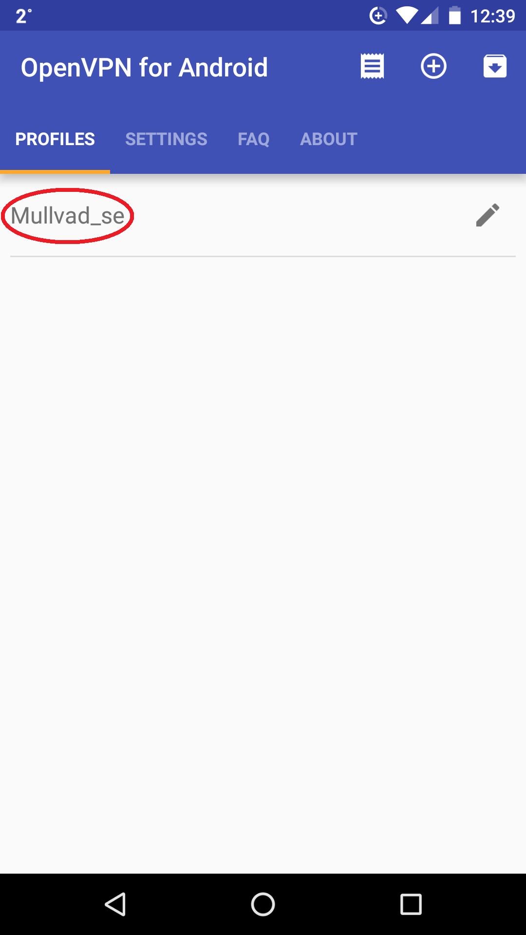 Mullvad on Android / Chromebook devices - Guides | Mullvad VPN