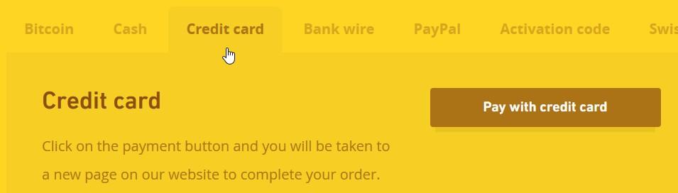Improved credit card payment process - Blog | Mullvad VPN