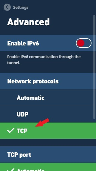 Improve slow speeds from throttling - Guides | Mullvad VPN
